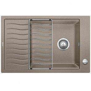 Blanco ELON XL 6 S Puradur II Inset Silgranit Kitchen Sink
