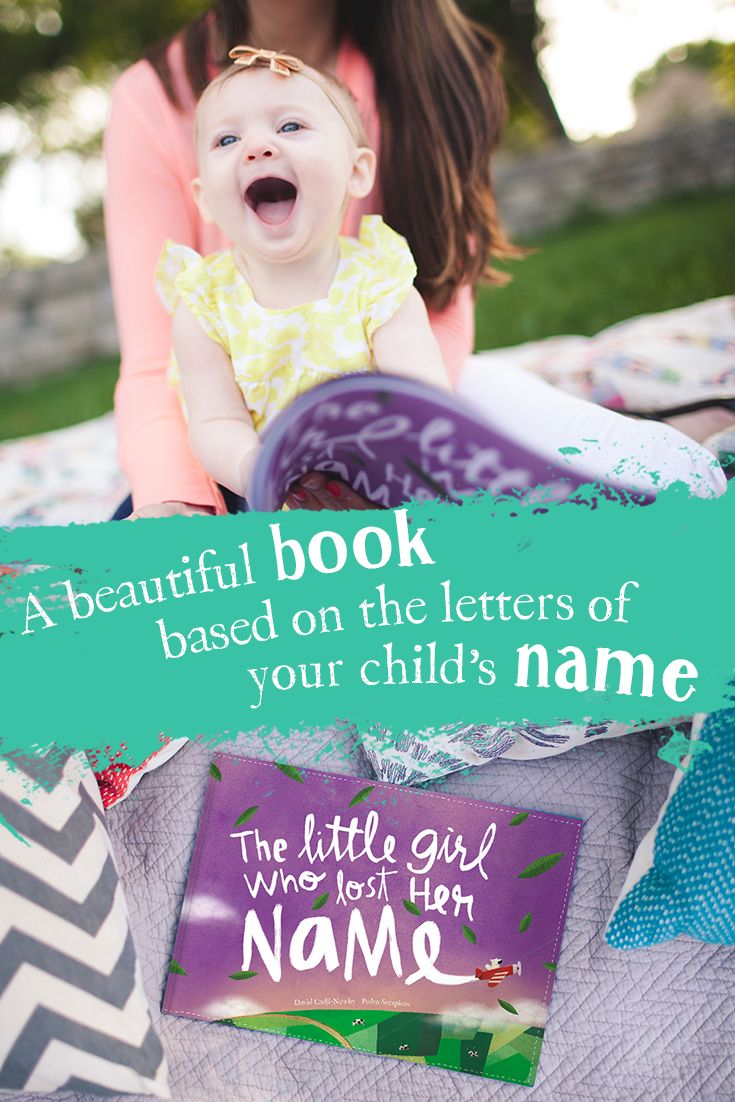 What's in a name? A marvelous, rather magical adventure, featuring an array of characters that will make your child grin from ear to ear. Phew! That's probably more than you expected. Create and customize a personalized book based on your child's name today... and make storytimes unforgettable!