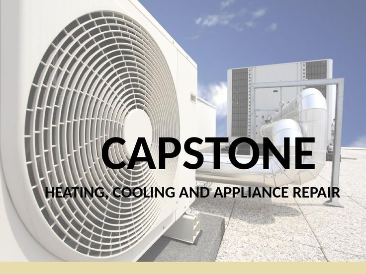 Proficient commercial appliances repair in Vancouver  If you want to avail commercial appliances repair in Vancouver, Capstone Heating and Cooling is undoubtedly the best and the most affordable option for you.  For more details please log on to : http://capstoneheatingcooling.com