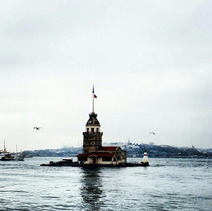 İstanbul / Turkey, kız kulesi