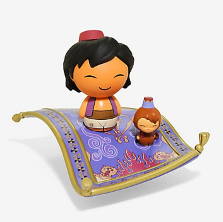 Pop! Dorbz Ridez: Aladdin (Exclusive SDCC 2017 Release Box Lunch)