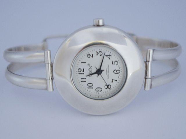 Srebrny zegarek (srebro 925), Osin / Silver watch