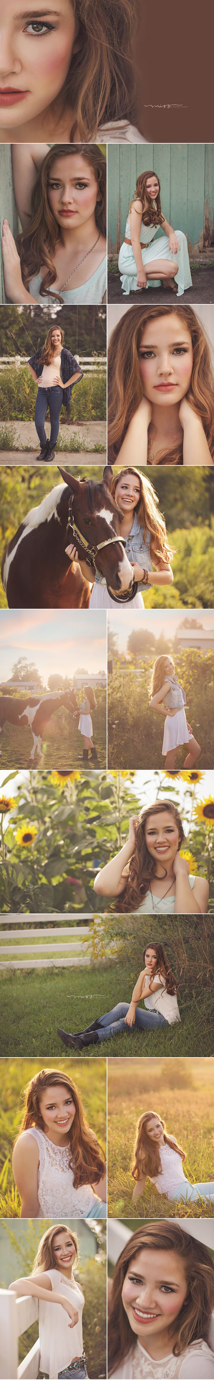 Miss by Marissa Mcinnis Ann Arbor Senior Photos | Lysette 1