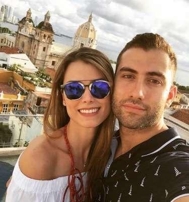 El nuevo amorío de la ex miss, es un venezolano miembro de una familia acaudalada, que actualmente se encuentra residenciado en Colombia.</p>