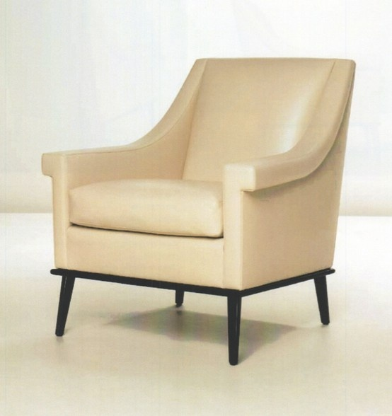 cameron collection parker 149 lounge chair wing