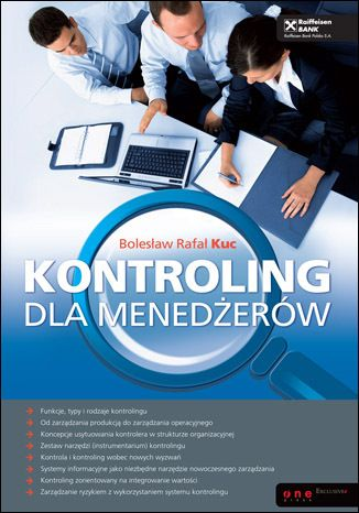 Kontroling dla menedżerów