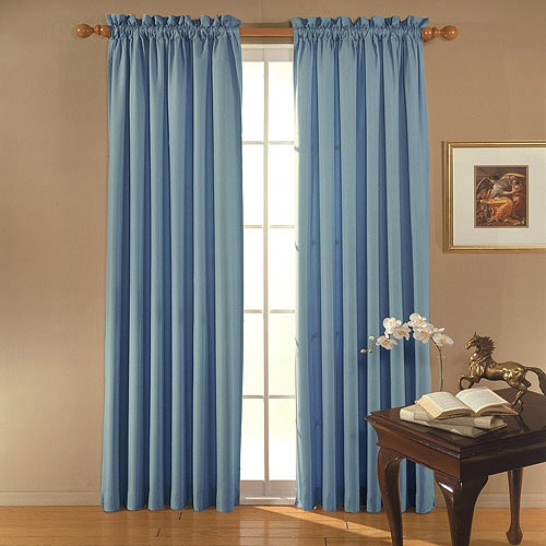 Eclipse clark blackout window curtain panel set of 2 would use this