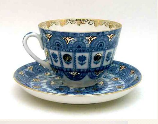 Lomonosov Porcelain teacup