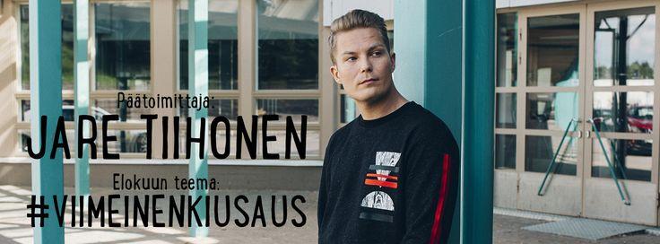 Viimeinen kiusaus - Jare Tiihonen | Inhimillisiä Uutisia