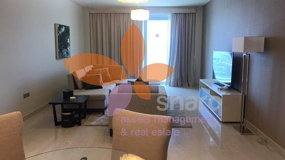 Amazing 1 Bedroom Fully Furnished Apartment For Rent In Lusail Marina Rent Price Qar 10000 1 Master Bedroom In 2020 Furnished Apartment Apartments For Rent Instahome