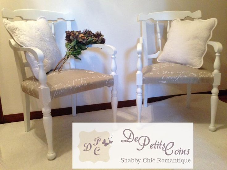 Poltroncine shabby chic - shabby chic bedroom armchairs