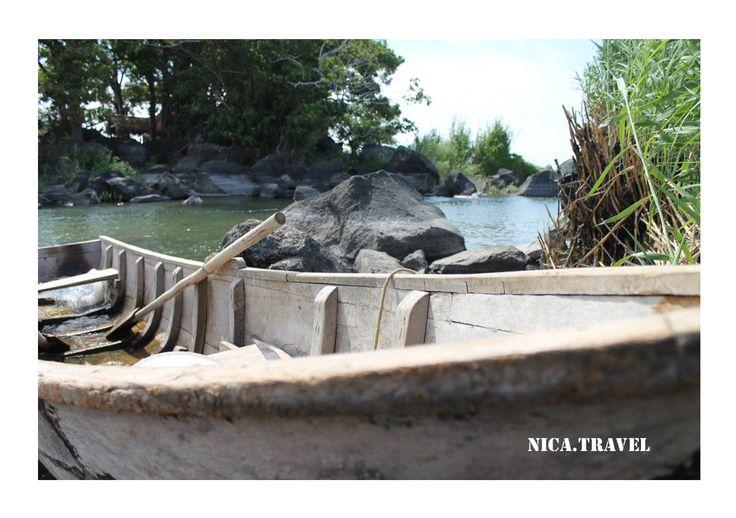 Going back to the basic #Canoa #Lago #Nicaragua #remando