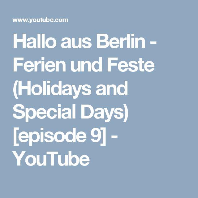 10 besten Hallo aus Berlin Bilder auf Pinterest | Berlin, Schulen ...