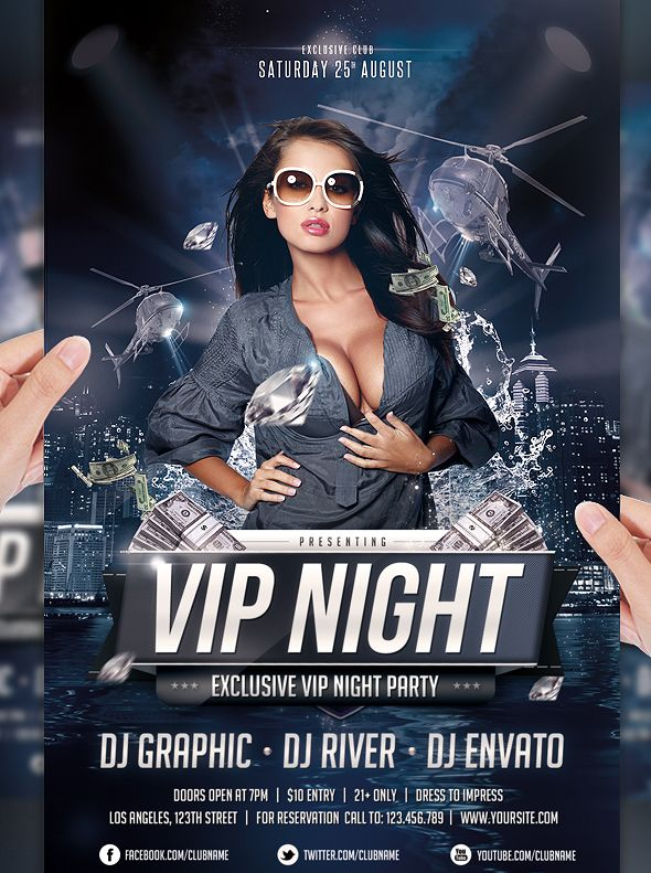 14 best lava flyers images on Pinterest Party, Crown and Elephant - club flyer maker