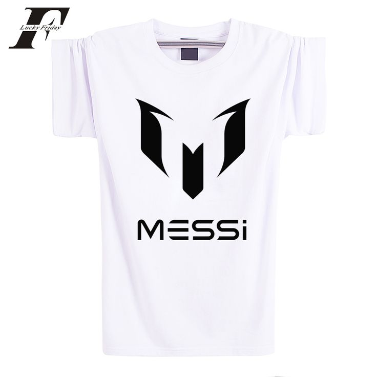 2017 MESSI t-shirt Men/women tops shirts messi funny t shirts summer fitness t shirt brand clothing tee shirt homme 4xl #Affiliate