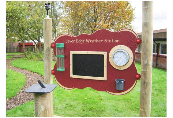 School Playground Weather Station by Playground Imagineering