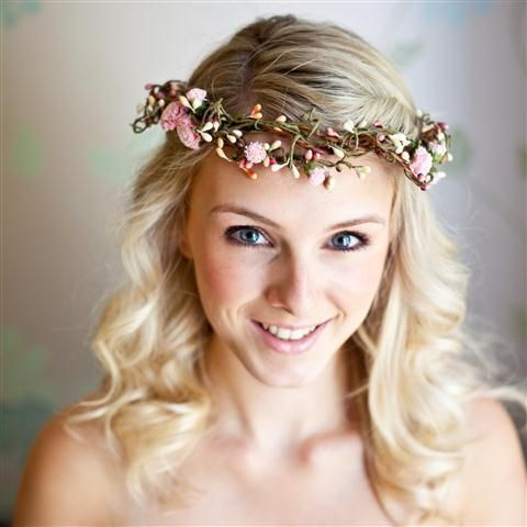 floral headbands - Google Search