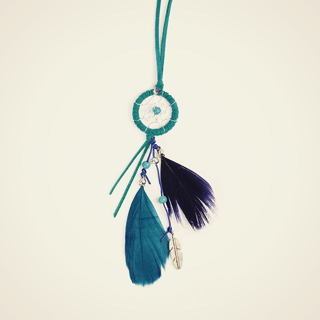 The MyStyle DREAMCATCHER kit allows you to make up to 5 fashionable and inspiring projects and to get that all trendy 'boho' look for parties, gigs or just for fun! We totally love it! - #mystylejewellery #boho #bohostyles #jewellery #mystylecra