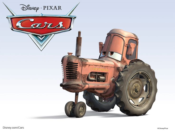 Pixar Cars Characters | Disney/Pixar Cars Characters: Персонажи ... time for tractor tipping