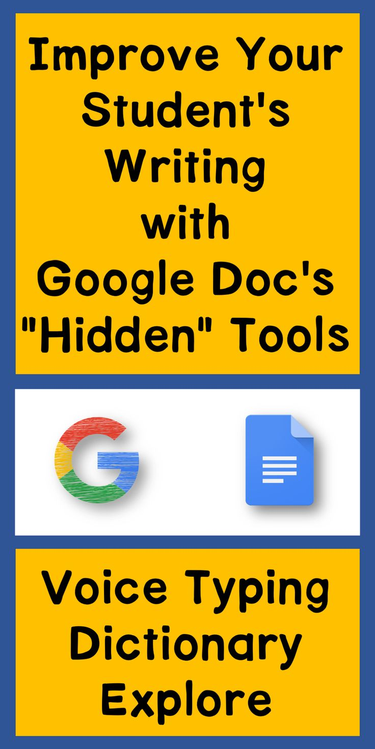 Google docs have all kinds of hidden features that can
