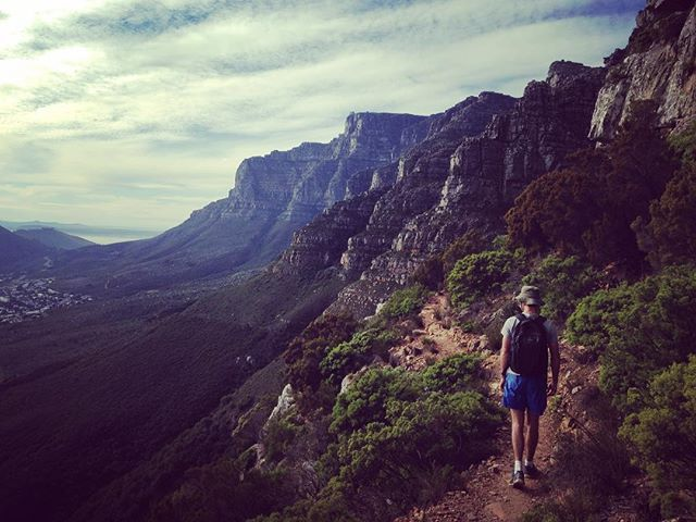 Cpt hiking trails