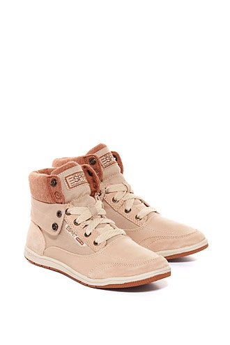 Sneaker-bootie + omslag CASUAL - Esprit Online-Shop