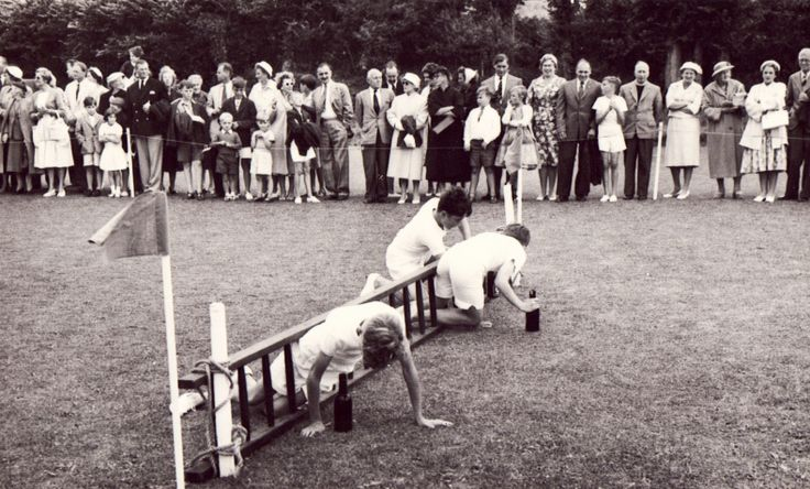 Obstacle Race Sport Day, 1959.