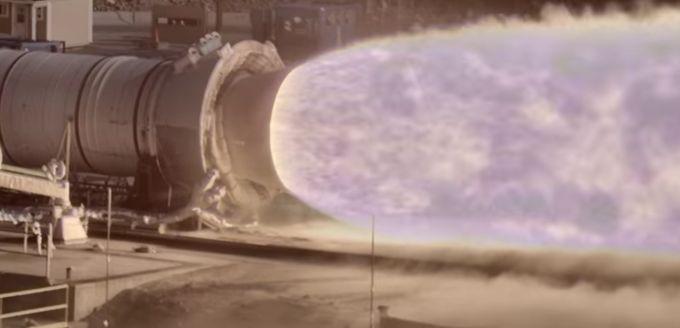 NASAs HDR camera captures a stunning new look at its rocket booster
