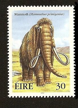 Fauna Prehistorica - Mamut