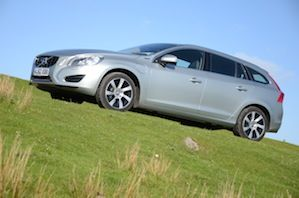 The #Volvo V60 D6 AWD Plug-in Hybrid came top in our list of hybrid estate cars - see why on our Green Car Guide