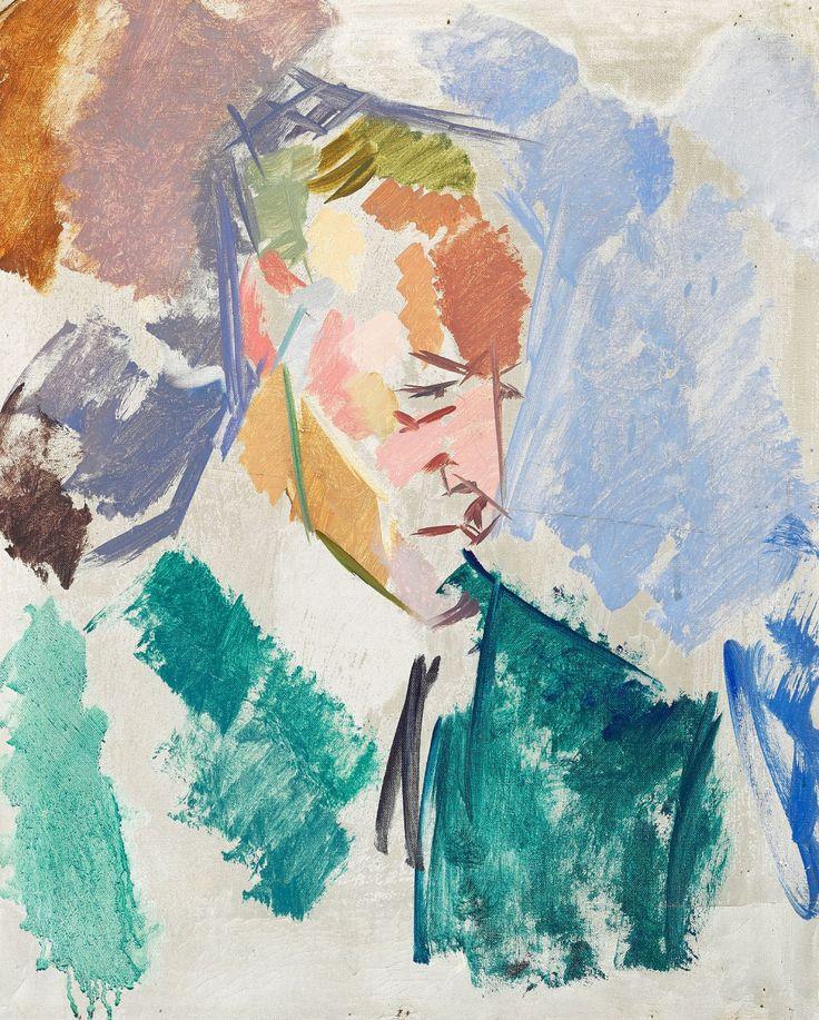 thunderstruck9:  Edvard Weie (Danish, 1879-1943), Portrait of N.C. Borberg, 1926. Oil on canvas, 62 × 51 cm.