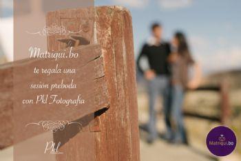 IV CONCURSO DE PAREJAS:  Matriqui.bo & PKL fotografía invitan a todas las parejas comprometidas de la Ciudad de La Paz a participar del IV Concurso de Parejas!
