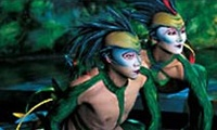 Cirque du Soleil : Mystere