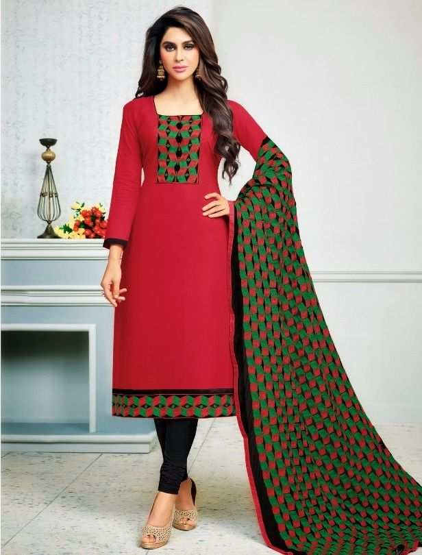 7500119ff3 Samaira Fashion Mirzya Cambric Cotton Suits (12 pc catalog ...