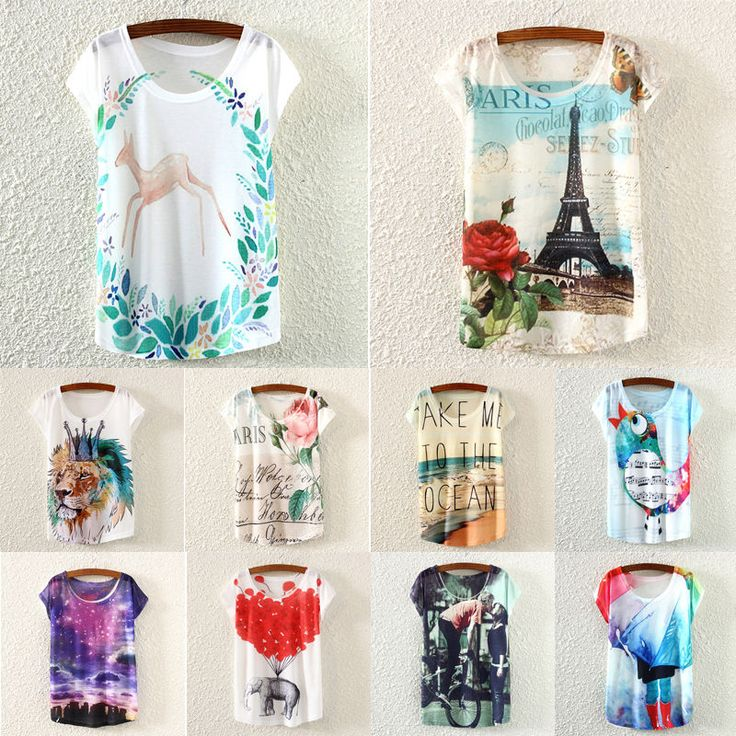 Cheap tees for women, Buy Quality top tees directly from China fashion tees Suppliers:
