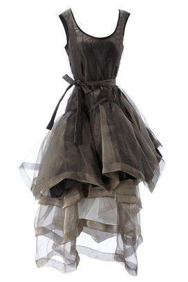 Looks like something Helena Bonham Carter would wear