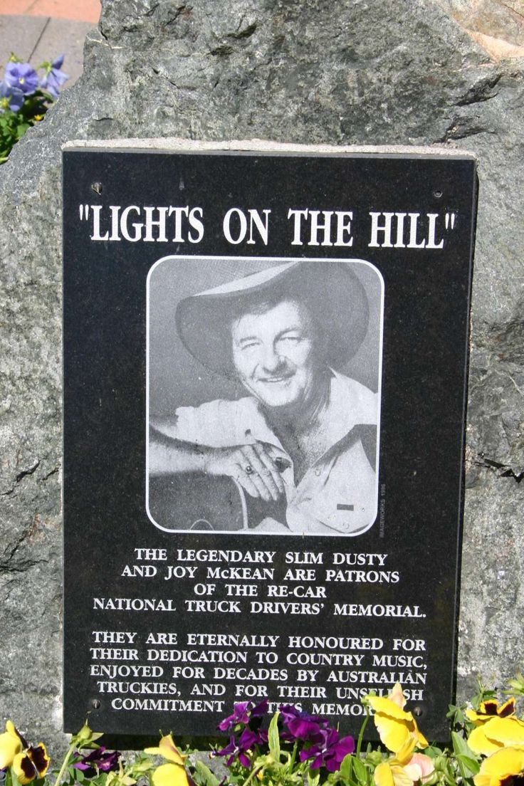 Lights on the Hill Slim Dusty