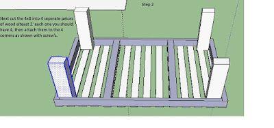 Guía con planos para hacer una mesa sencilla con palets | Muebles de Palets