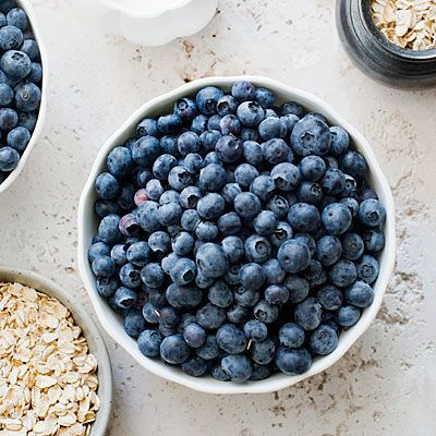 Get smart about stress-eating. Skip the chips and fill up on these 12 potentially anxiety-reducing superfoods, like blueberries, instead! | Health.com
