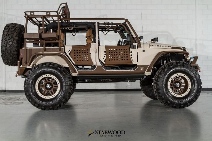 2015 Jeep Wrangler SEMA Dallas, Texas | Starwood Motors