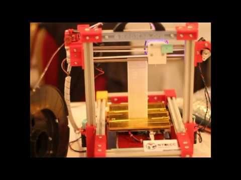 Interview de Emmanuel Gilloz - Wat pour les imprimantes 3D