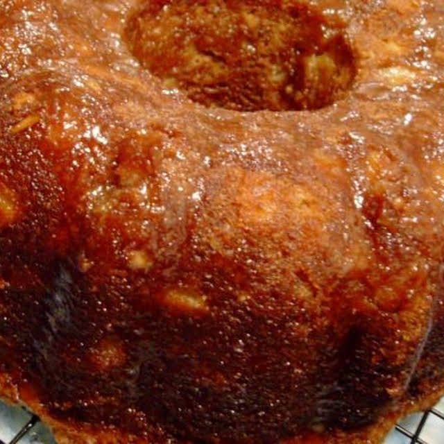 Fresh Apple Bundt Cake Recipe Yummly Recipe In 2020 Apple Bundt Cake Apple Bundt Cake Recipes Fresh Apples