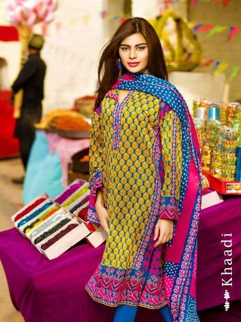 khaadi eid collection 14