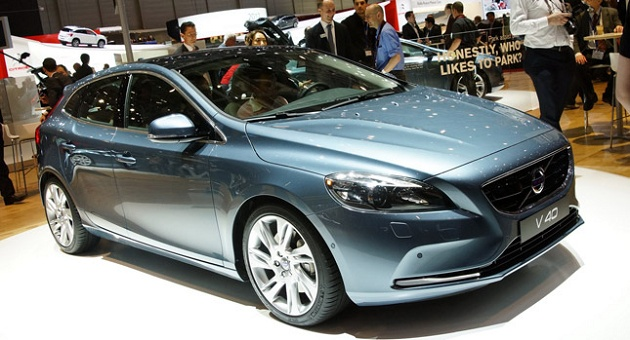 Volvo V40 prices revealed starting at £19,745 with Guaranteed Stock on Finance