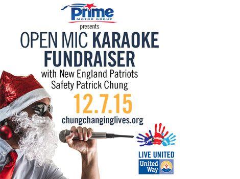 Splitsville Luxury Lanes™ - Patrick Chung's Open Mic Fundraiser