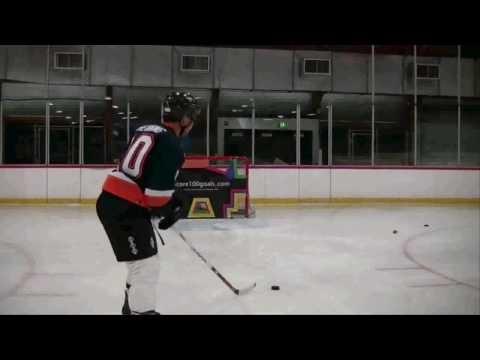 Hockey Scoring-Slot Area Opportunities