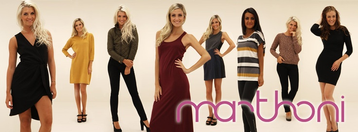 Gå på upptäcktsfärd hos www.marthoni.se, en värld av trendiga kläder online!