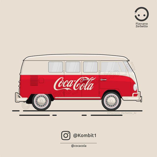613 besten bulli illustrations bilder auf pinterest vw bus autos und vw k fer. Black Bedroom Furniture Sets. Home Design Ideas