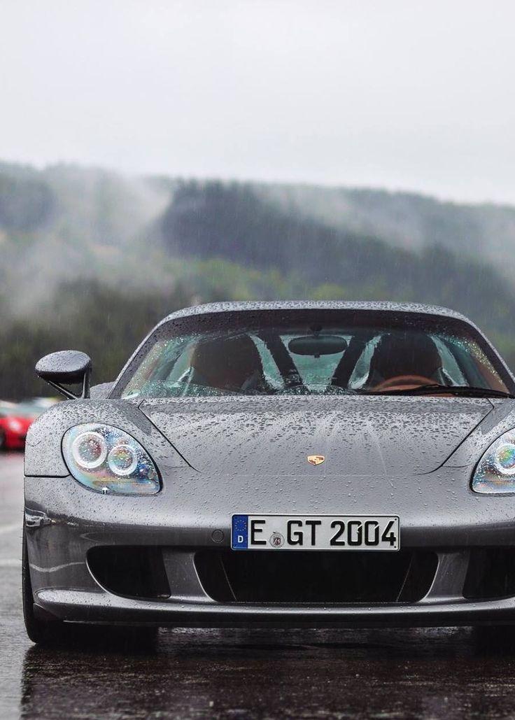 Porsche's NA beast, Carrera GT