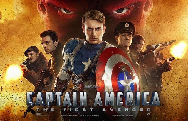 Credits Steve Rogers 1940 Captainamericaart Marvel Avengers Captain America Ironman Hulk Thor Blackwidow Marv Captain America Marvel Movies Avengers